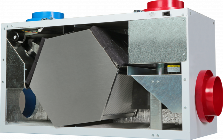 Lifebreath RNC5-TPF Heat Recovery Ventilator 175 CFM Indoor Air System