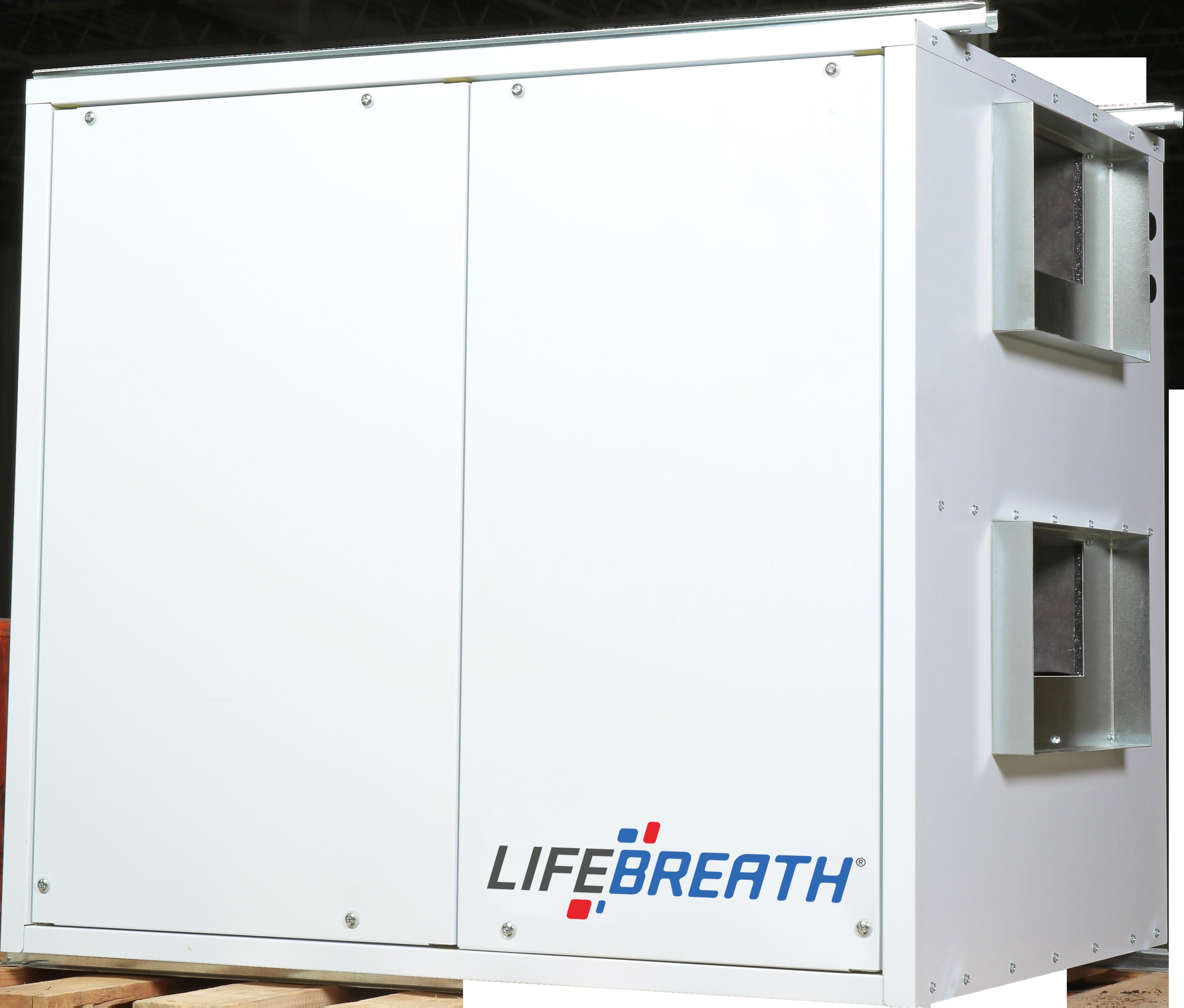 Lifebreath 530 ERV Commercial Energy Recovery Ventilator