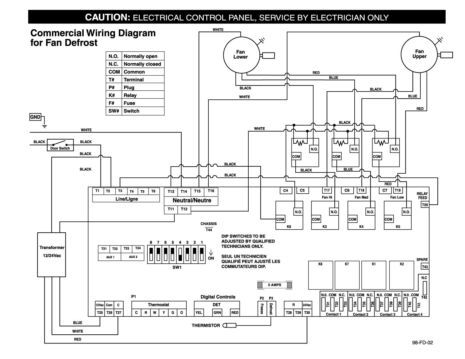 Lifebreath 700 Fd Commercial Heat Recovery Ventilator  Hrv